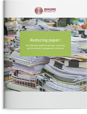 Reducing Paper guide cover